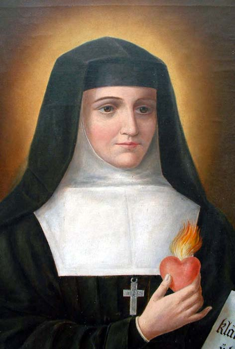 Santa Johanna Francesca de Chantal